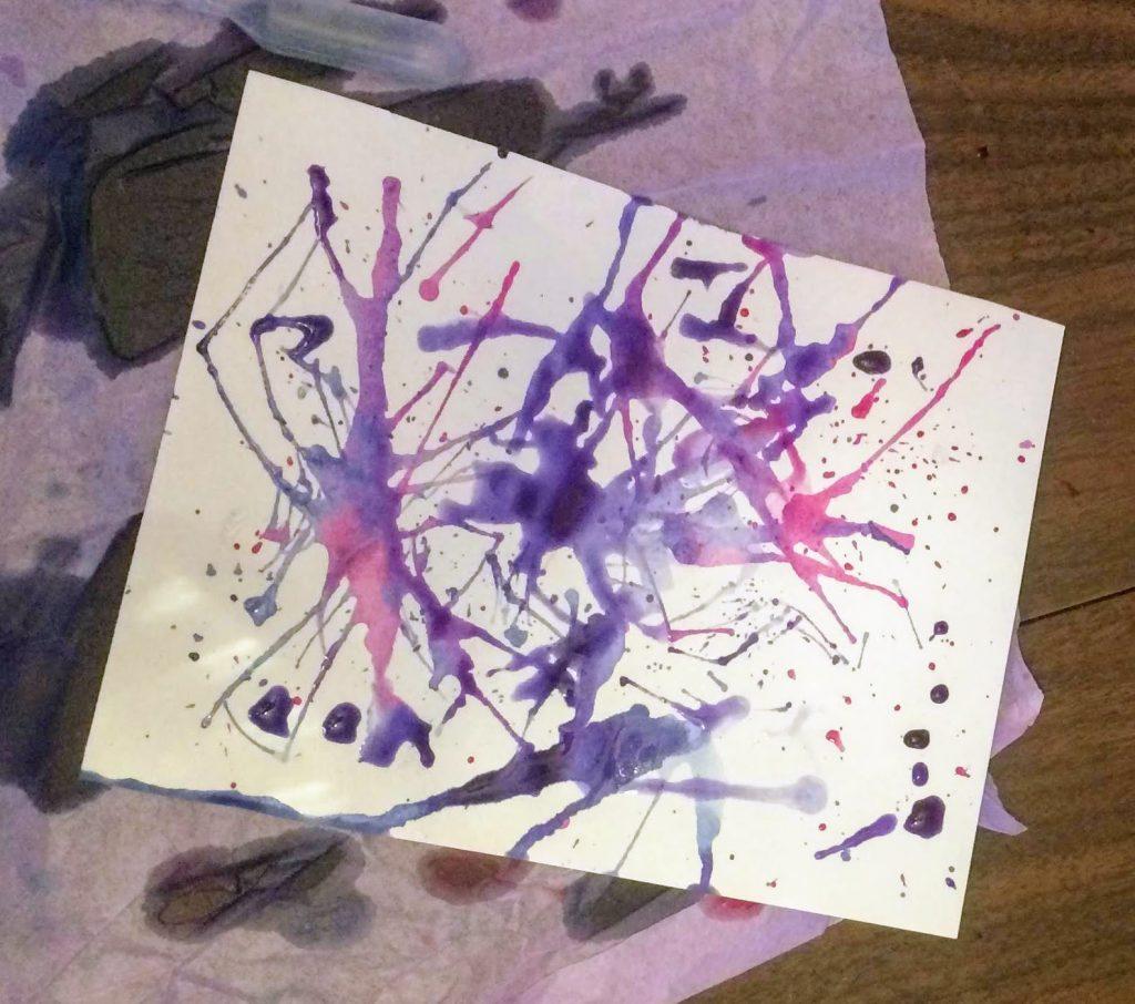 elderberry blow art
