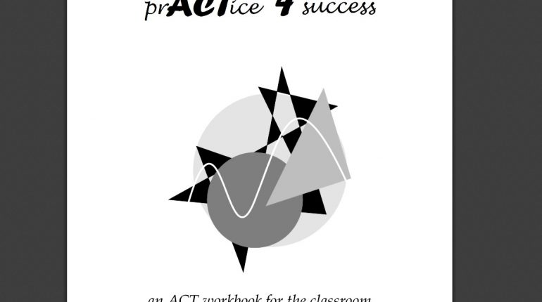 Free 89-page ACT math practice book offered online