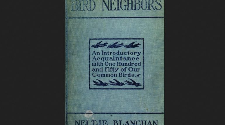 Free 290-page bird book offered online
