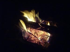 Campfire science!