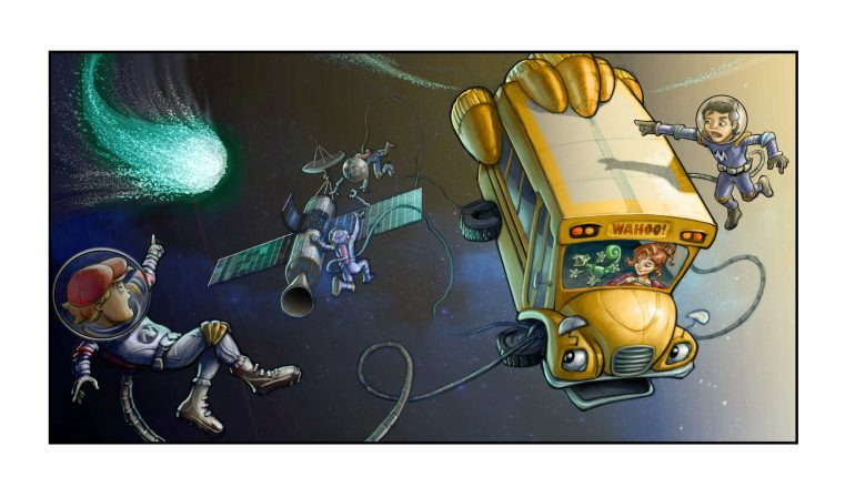 Netflix to air new CGI Magic School Bus series