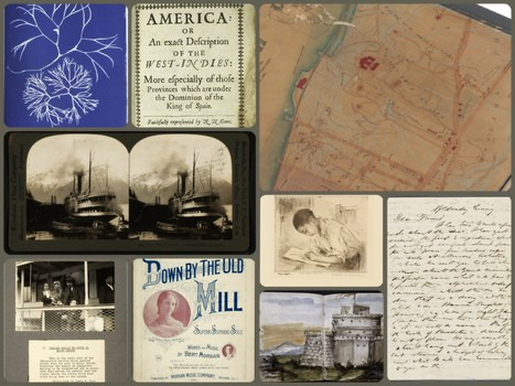 New York Public Library releases over 180,000 items online