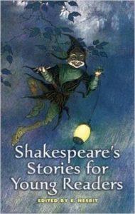 Shakespeare books for kids