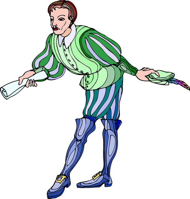 Shakespeare Fortune Teller!
