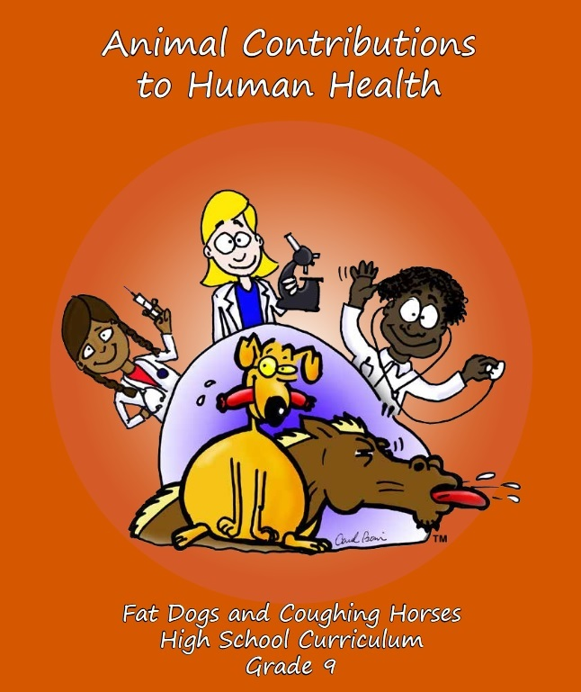 Free 9th Grade Animal Biology Curriculum Fat Dogs and Coughing Horses