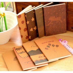 blank bullet journals