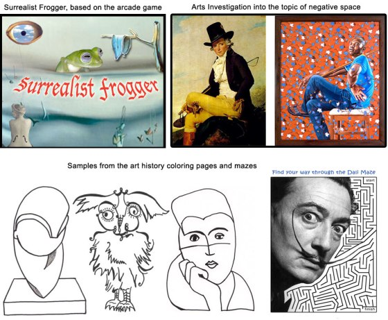 Artsology Uses Games to Teach Kids About Famous Art