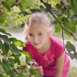 Foraging mulberries with kids