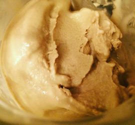 Acorn Ice Cream (paleo and vegan)