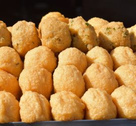 Gluten Free Hush Puppies