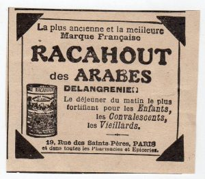 racahout