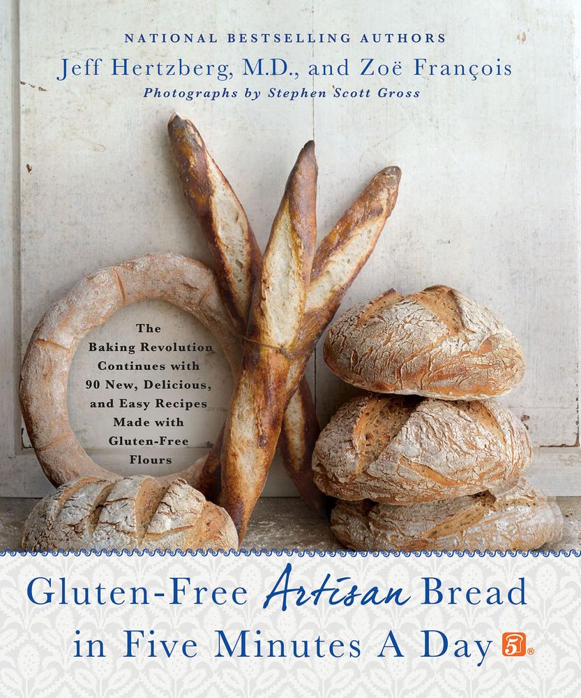 gluten free artisan bread 5 minutes book