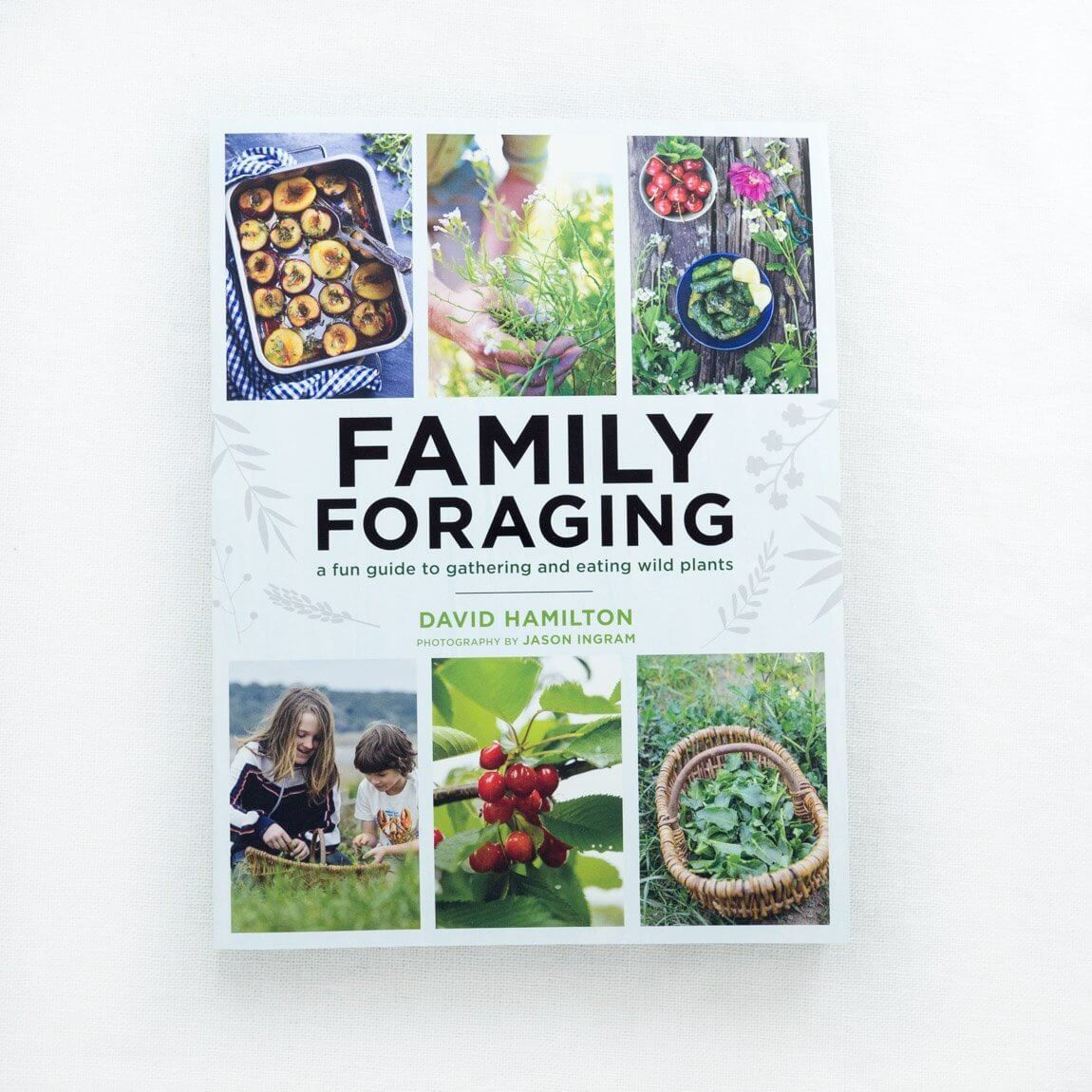 Family Foraging A Fun Guide to Gathering and Eating Wild Plants