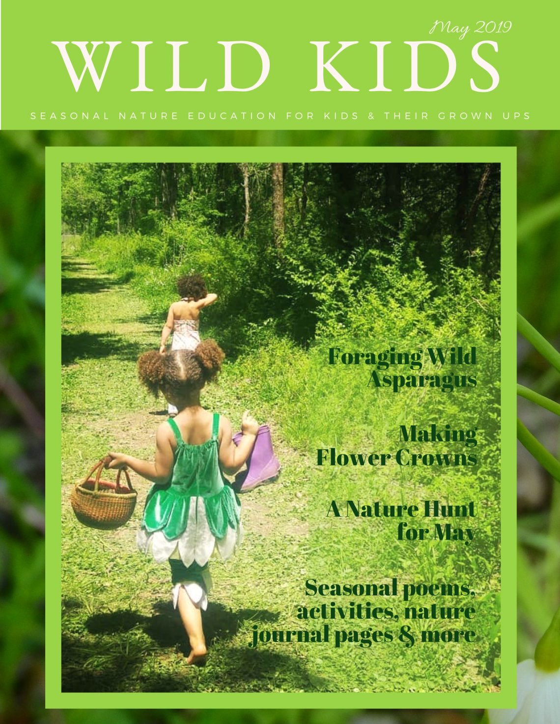 May Wild Kids Magazine