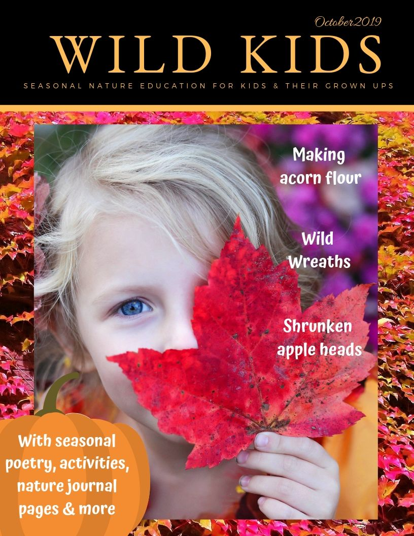 October Wild Kids Magazine