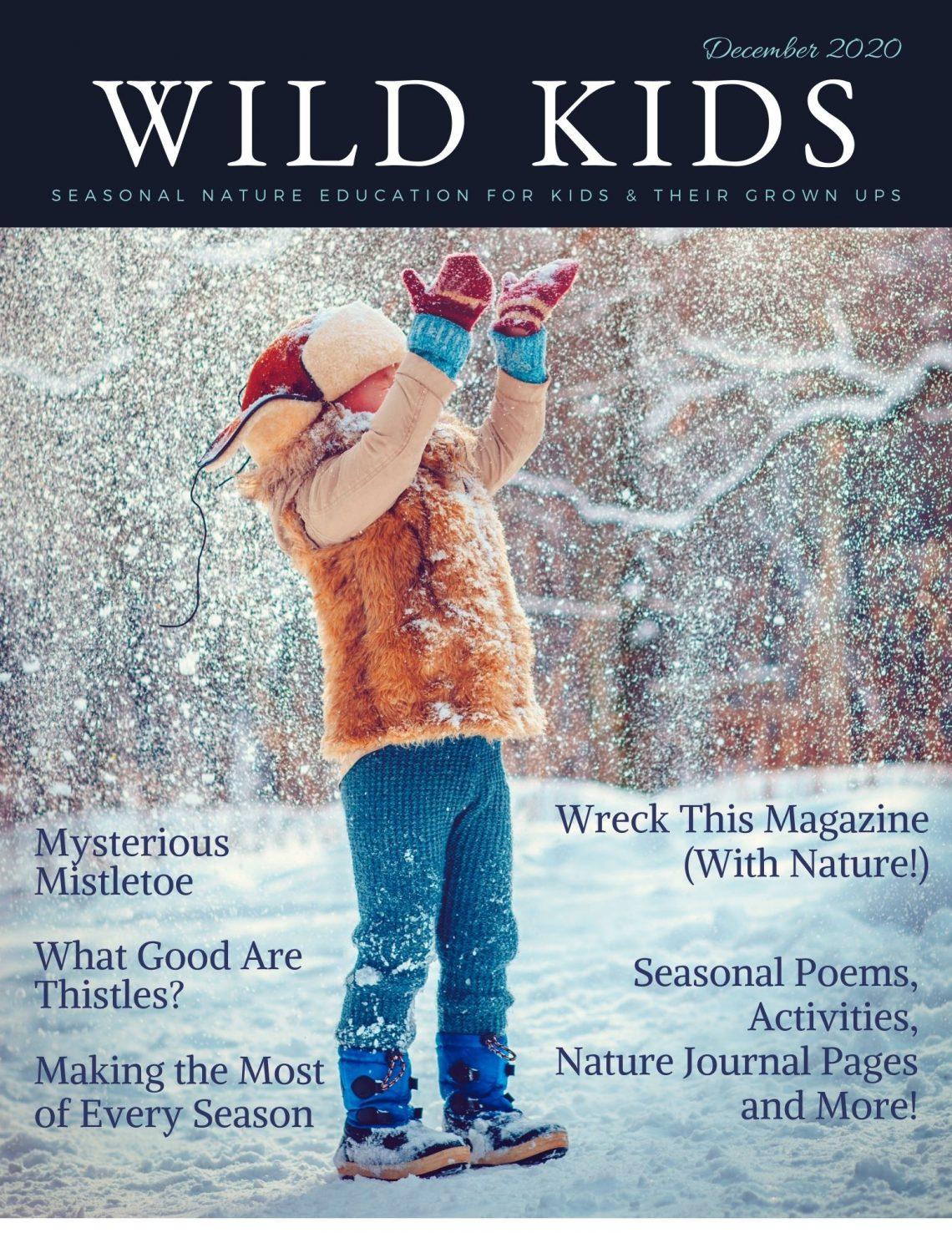 December 2020 Wild Kids Magazine
