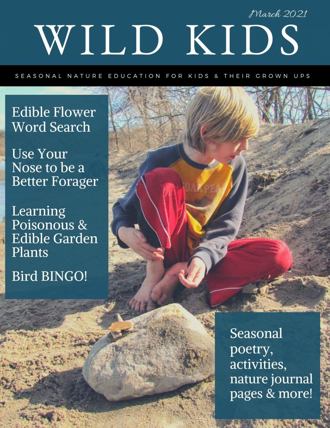 March 2021 Wild Kids Magazine