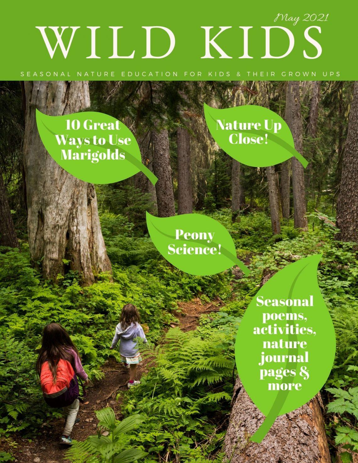 May 2021 Wild Kids Magazine