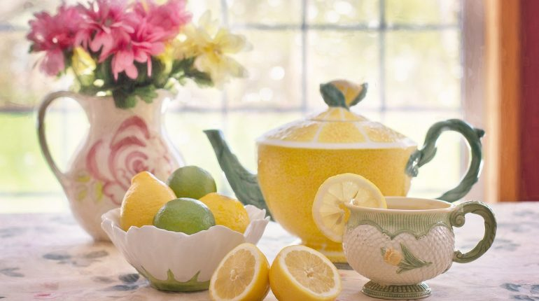 A Literary Tea Party Provides Tea Time Recipes for Favorite Childhood Books