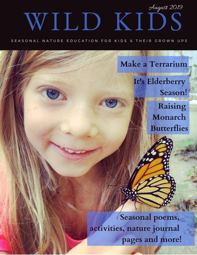 August Wild Kids Magazine