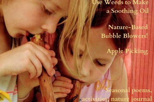September Wild Kids Magazine
